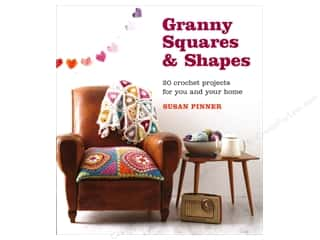 yarn: Guild of Master Craftsman Granny Squares & Shapes Book