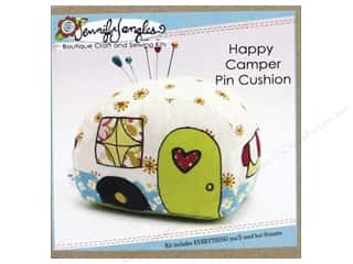 Jennifer Jangles Kit Happy Camper Pin Cushion