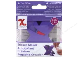 Xyron 1 1/2 in. Create-A-Sticker Machine