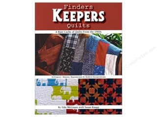 books & patterns: Kansas City Star Finders Keepers Quilts Book