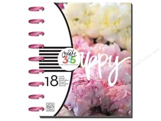 Me & My Big Ideas Create 365 The Happy Planner - Classic Peony Florals