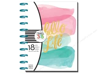 Me & My Big Ideas Create 365 The Happy Planner - Big Stay Golden