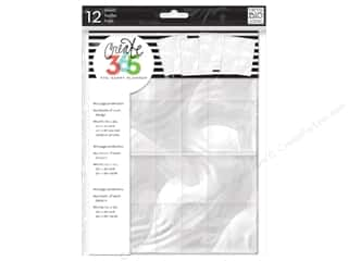 Me : Me&My Big Ideas Create 365 Happy Planner Page Protector Assorted (2 sets)