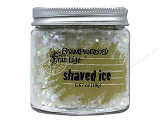 scrapbooking & paper crafts: Stampendous Fran-Tage Shaved Ice .49 oz.