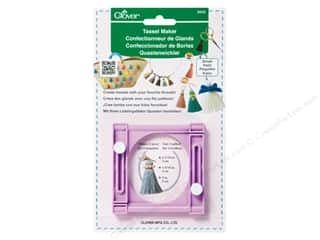craft & hobbies: Clover Tassel Maker Small