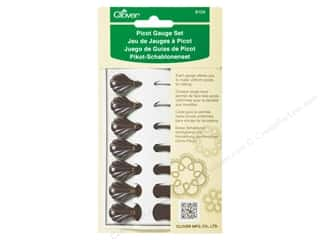 Clover Picot Gauge Set 7 pc.