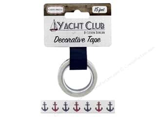 Weekly Specials Pattern: Carta Bella Decorative Tape Yacht Club Anchors