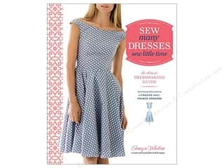 Potter Publishers Sew Many Dresses, Sew Little Time Book