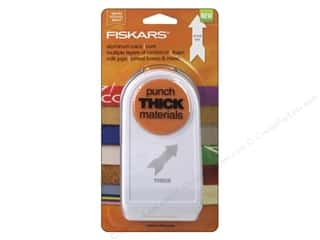 Fiskars Thick Materials Punch 1 1/2 in. Arrow