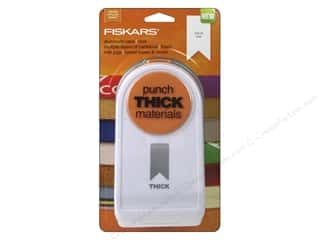 Fiskars Thick Materials Punch 2 in. Banner