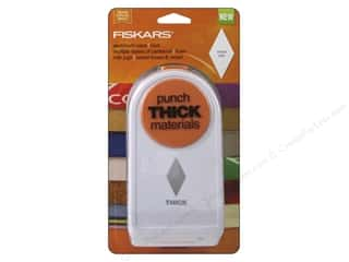 Fiskars Thick Materials Punch 2 in. Diamond Picture
