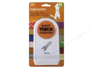 Fiskars Thick Materials Punch 2 in. Arrow