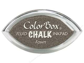 stamps: ColorBox Fluid Chalk Ink Pad Cat's Eye Fawn