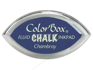 stamps: ColorBox Fluid Chalk Ink Pad Cat's Eye Chambray