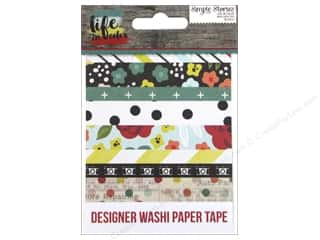 Simple Stories: Simple Stories Collection Life In Color Washi Paper Tape