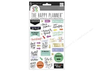 Me & My Big Ideas Create 365 The Happy Planner Stickers Fitness
