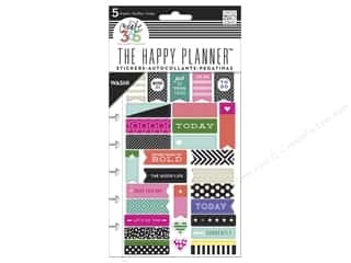 Me&My Big Ideas Happy Planner Sticker Bold