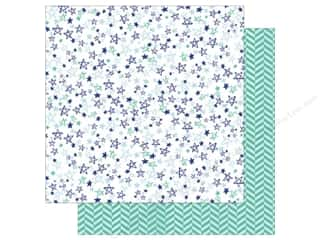 patterned paper: American Crafts 12 x 12 in. Paper Amy Tangerine Better Together Stars & Stripes (25 sheets)