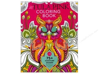 Fons & Porter's The Tula Pink Coloring Book