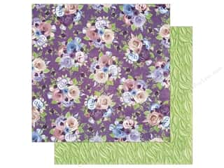 Bo Bunny 12 x 12 in. Paper Secret Garden Collection Corsage (25 sheets)