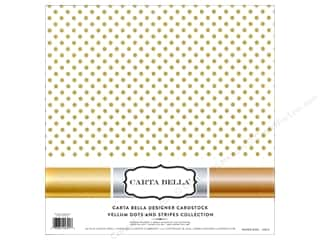 scrapbooking & paper crafts: Carta Bella 12 x 12 in. Collection Kit Dots Vellum