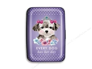 Lady Jayne Credit Card Case Dog Day