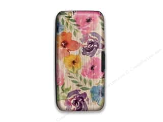 Lady Jayne Wallet Case Woodstained Floral