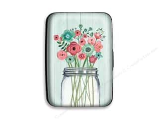 Lady Jayne Credit Card Case Floral Jar