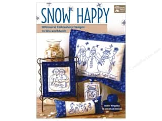 Winter Wonderland Pattern: That Patchwork Place Snow Happy Book