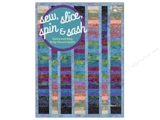 Clearance: That Patchwork Place Sew Slice Spin & Sash Book