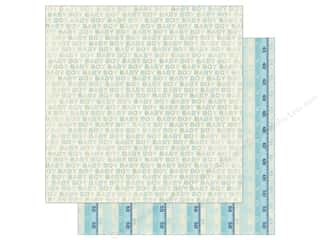 Authentique 12 x 12 in. Paper Cuddle Boy One (25 sheets)