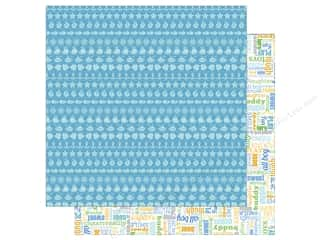 Doodlebug 12 x 12 in. Paper Anchors Aweigh Out To Sea (25 sheets)