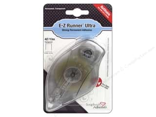 adhesive runner: 3L Scrapbook Adhesives E-Z Runner 42 ft. Permanent Ultra Refillable