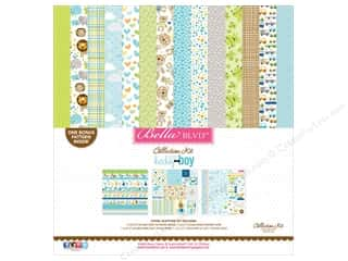 Sale: Bella Blvd 12 x 12 in. Collection Kit Cute Baby Boy