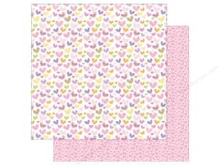 Bella Blvd 12 x 12 in. Paper Sweet Baby Girl She Stole My Heart (25 sheets)
