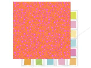 Doodlebug 12 x 12 in. Paper Spring Garden Berry Blossoms (25 sheets)