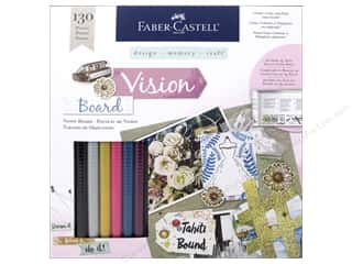 Projects & Kits: Faber-Castell Kits Vision Board
