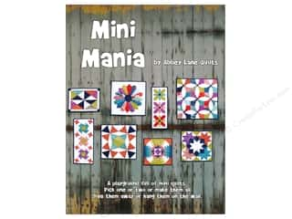 Clearance: Abbey Lane Quilts Mini Mania Book