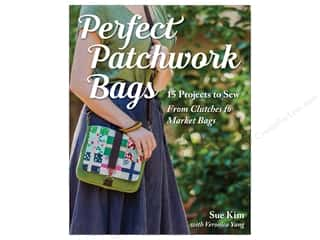 Stash By C&T Perfect Patchwork Bags Book