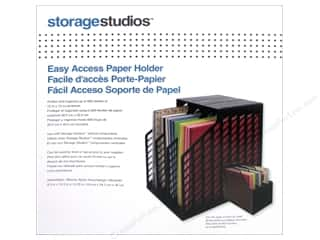 scrapbooking storage: Storage Studios Organizers Easy Access Paper Holder
