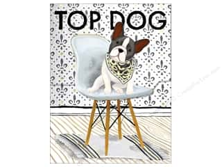 Molly & Rex Pocket Note Pad Think Chic Top Dog