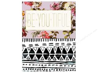 Gifts & Giftwrap: Molly & Rex Pocket Note Pad Think Chic Be You Tiful