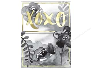 Molly & Rex Pocket Note Pad Think Chic XOXO Floral