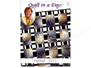 books & patterns: Quilt In A Day Hatched Pattern