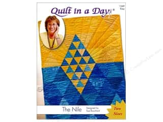 books & patterns: Quilt In A Day The Nile Pattern