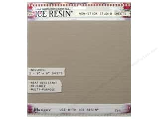 "Ranger ICE Resin Studio Sheets 9""x 9"" 2pc"