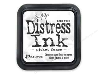 Tim Holtz Distress Ink: Tim Holtz Distress Ink Pad by Ranger Picket Fence