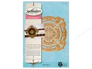 die cutting machines: Spellbinders Nestabilities Die Savoy Accents