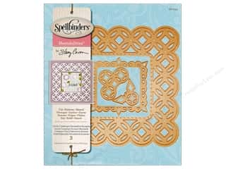 dies: Spellbinders Nestabilities Die Circle Contemporary Accents