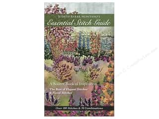 C&T Publishing Books Judith Baker Montano's Essential Stitch Guide Book